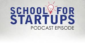 school for startups podcast logo
