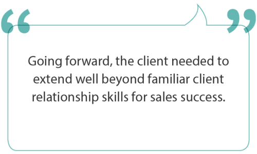 Establishing a culture of sales accountability and performance