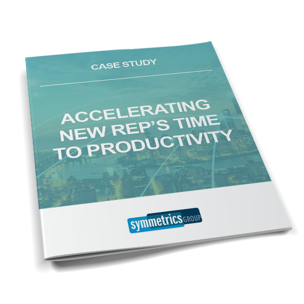 Accelerating New Reps Time to Productivity