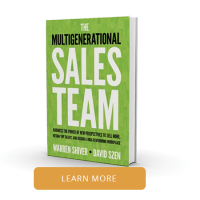 Multigenerational sales teams