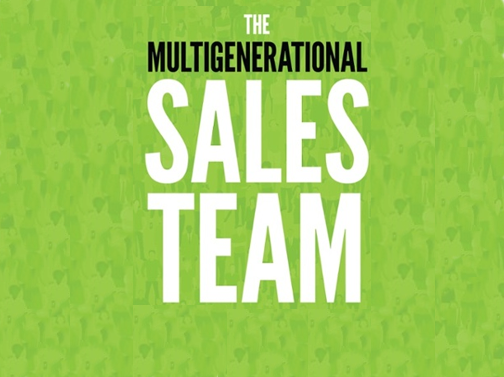 The Multigenerational Sales Team