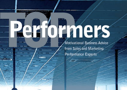 Top Performers in Sales Book Cover
