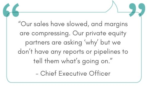 sales infrastructure quote