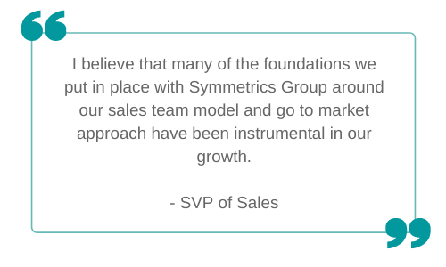 sales growth quote